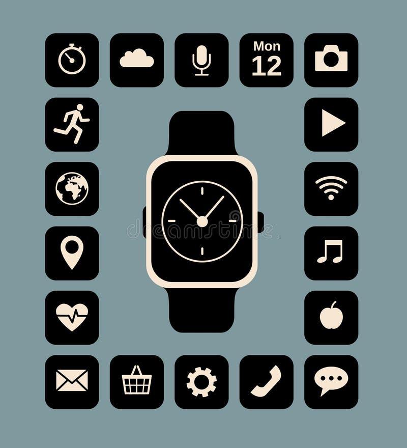 Reloj elegante libre illustration