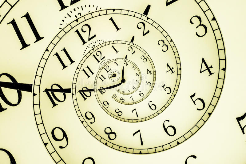 Reloj hipnótico libre illustration