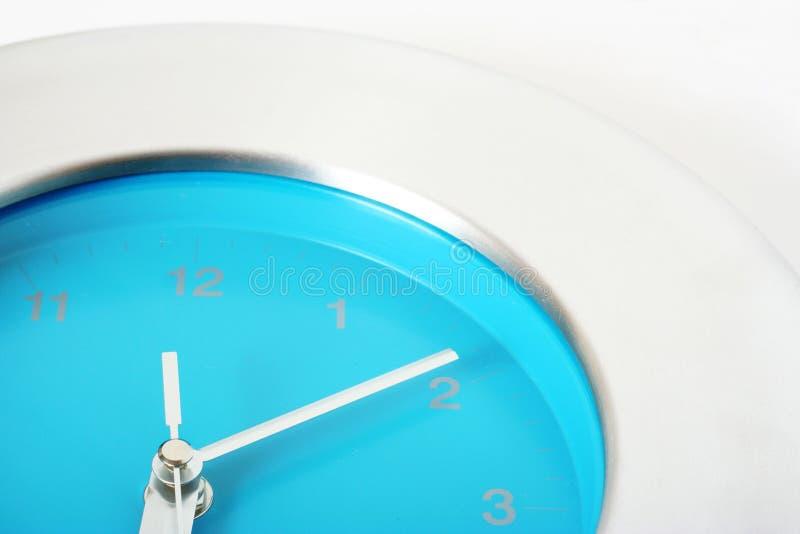 Reloj moderno foto de archivo