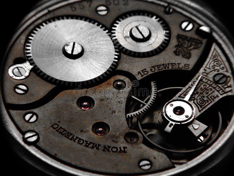 Reloj oxidado