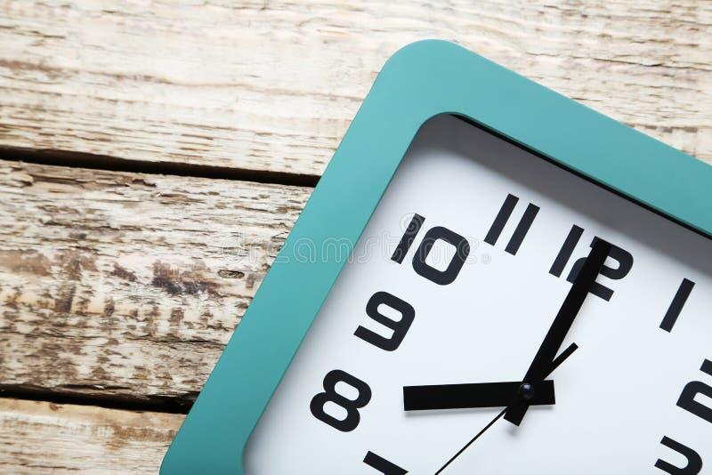 Reloj verde imagen de archivo libre de regalías