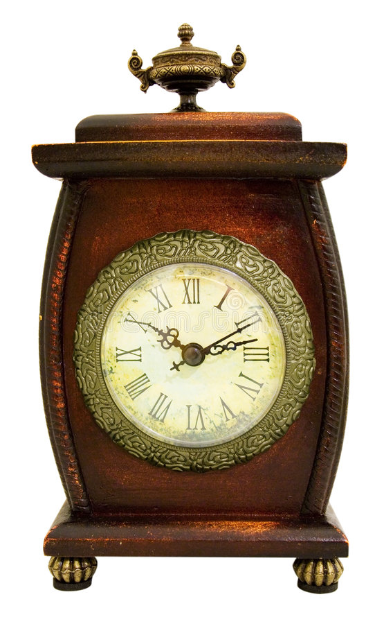 Download Reloj viejo foto de archivo. Imagen de antigüedad, almacén - 176788