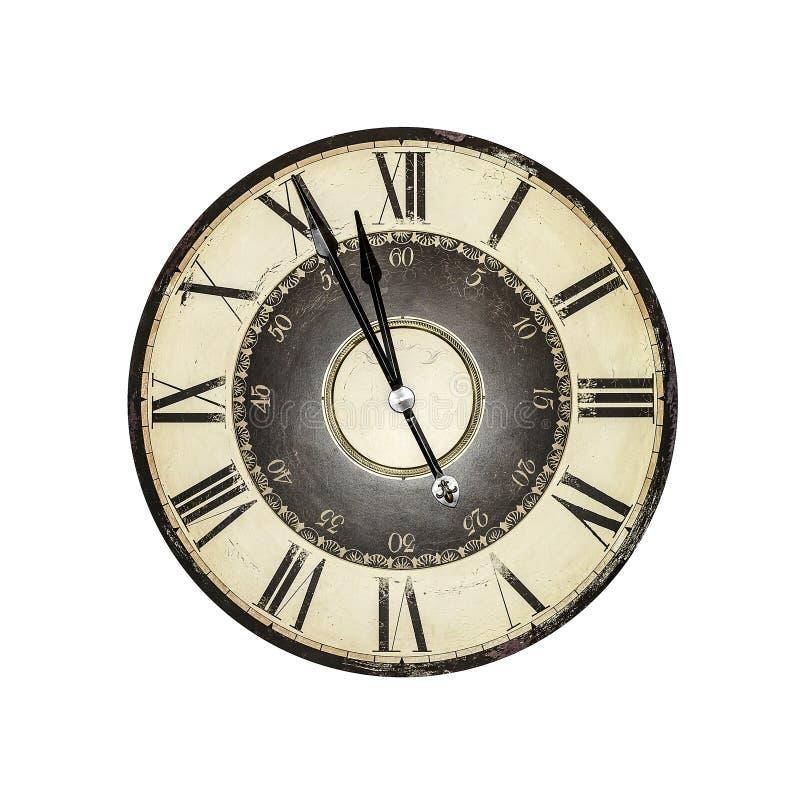 Download Reloj viejo imagen de archivo. Imagen de primer, fondo - 44851015