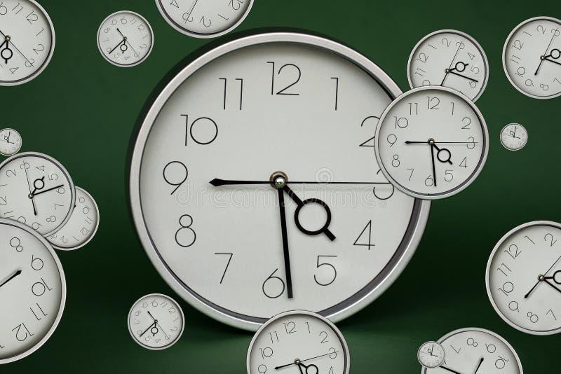 Relojes fotos de archivo libres de regalías