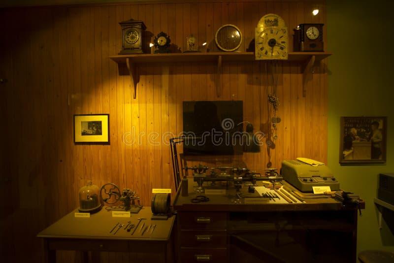 Relojes antiguos imagenes de archivo