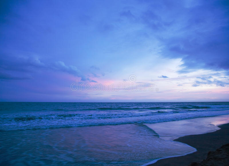 Download Remains of the sunset stock photo. Image of nature, dusk - 23048526