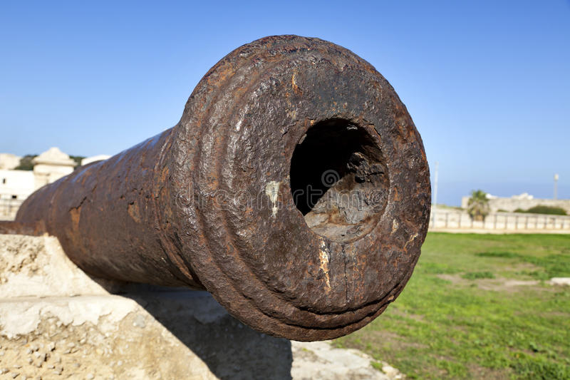 Napoleon's Cannon royalty free stock photography