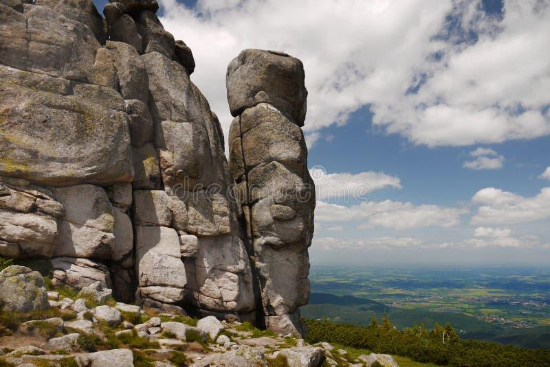 Download Amazing Rock Formation National Park Landmark Stock Photo - Image: 29937134