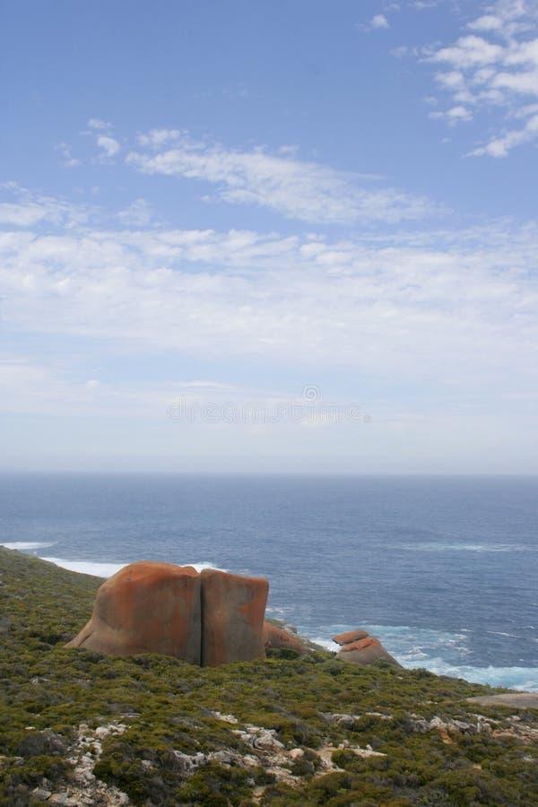 Remarkable Rocks, Kangaroo Island Royalty Free Stock Image