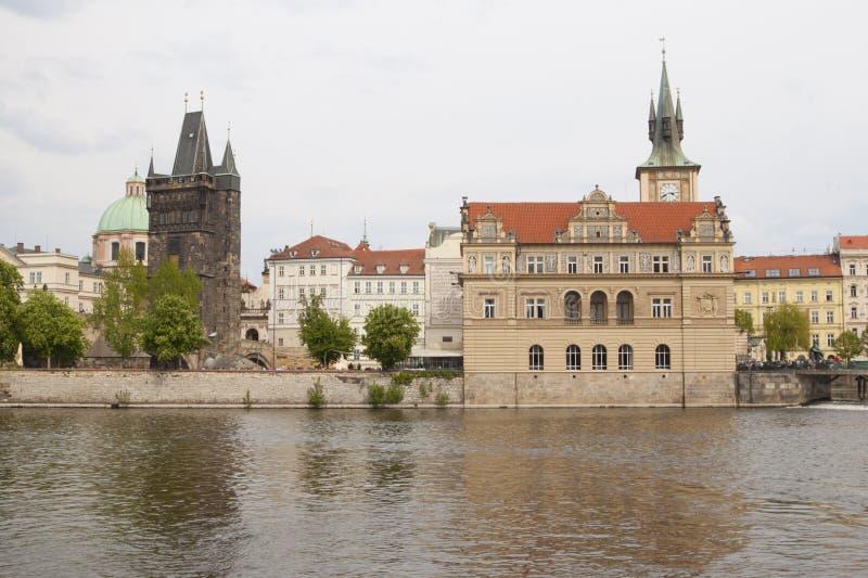 Download Remblai De Rivière De Vltava Image stock - Image du remblai, europe: 77158091
