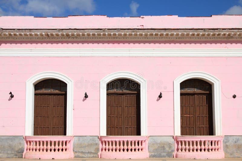 Remedios, Cuba photographie stock