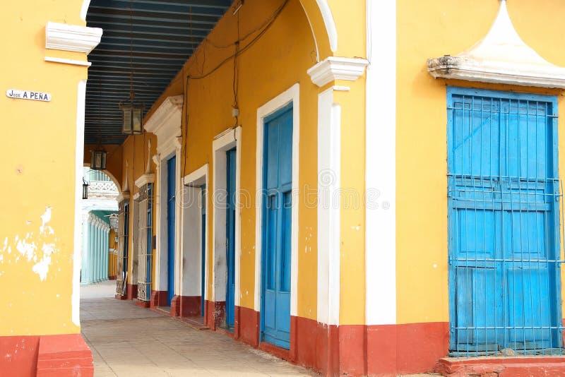 Remedios, Cuba images stock