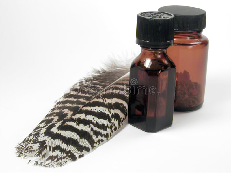 Remedios Naturales Fotos de archivo libres de regalías