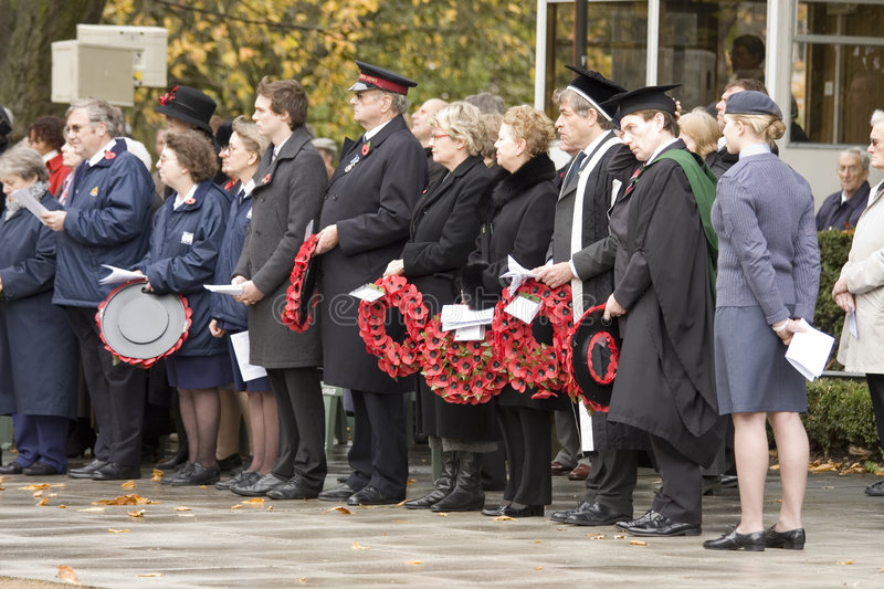 Remembrance Day Editorial Photography