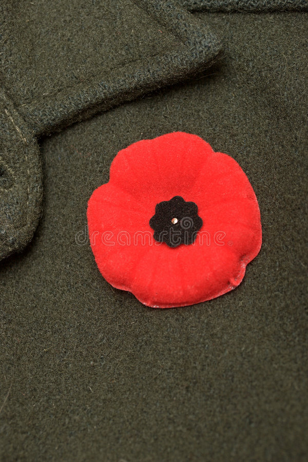 Remembrance Day stock photography