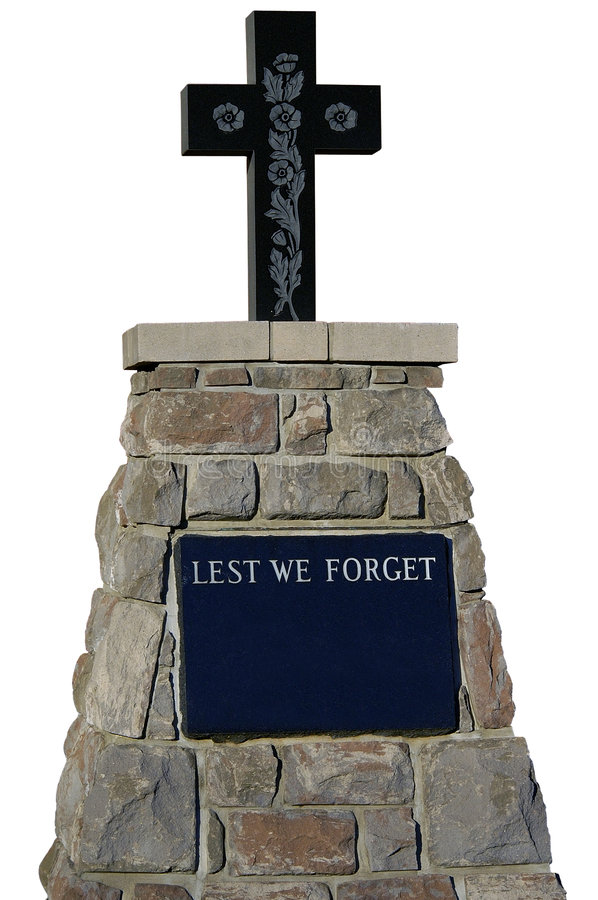Download Remembrance Day Memorial W/Paths Stock Image - Image: 129439