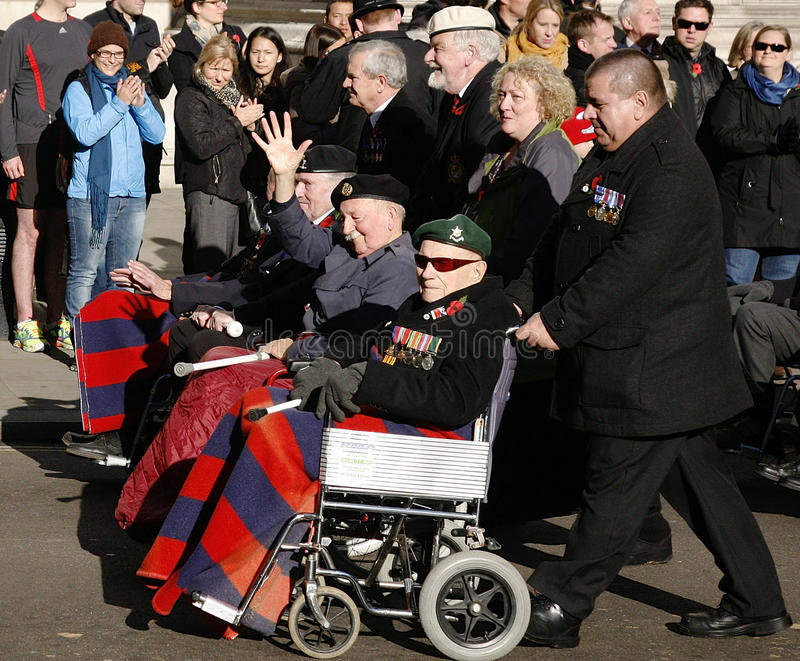 Download Remembrance Day Parade, 2012 Editorial Photo - Image: 27661116