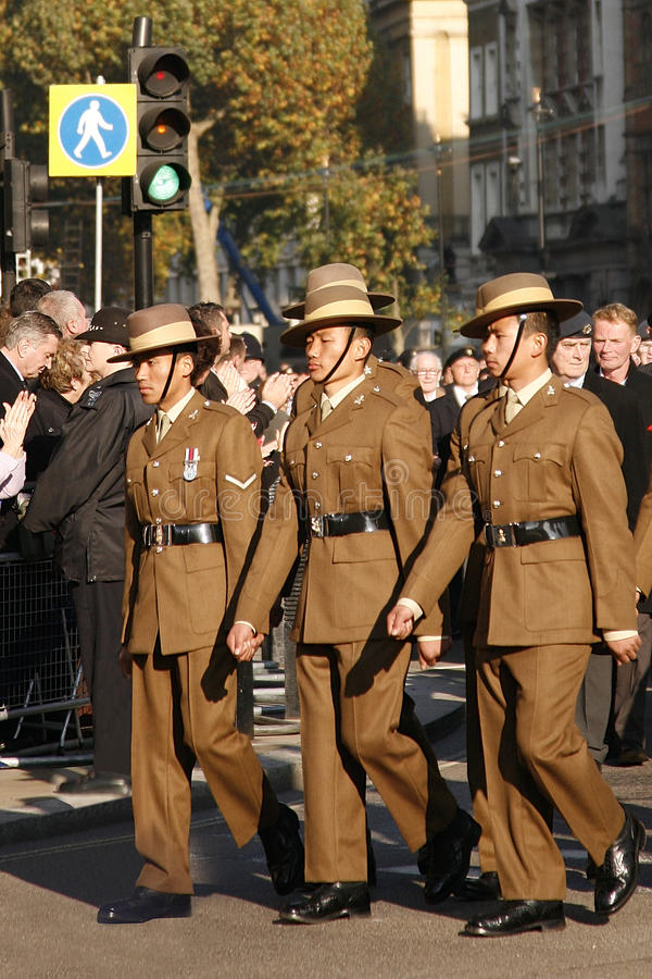 Download Remembrance Day Parade editorial photo. Image of soldier - 27258631