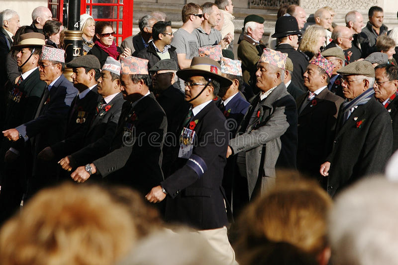 Download Remembrance Day Parade editorial stock image. Image of london - 27258644