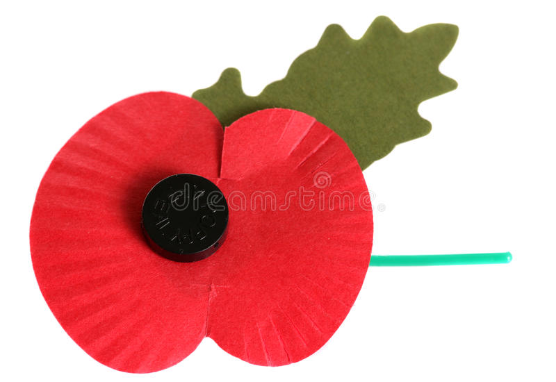 Download Remembrance day poppy stock photo. Image of paper, card - 21962814