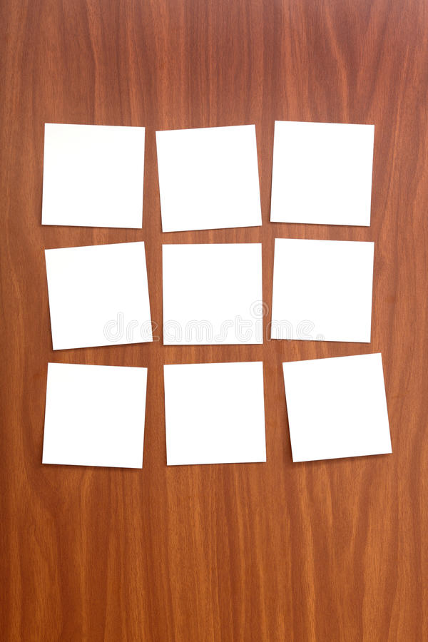 Download Reminder notes stock photo. Image of blank, board, space - 16642388