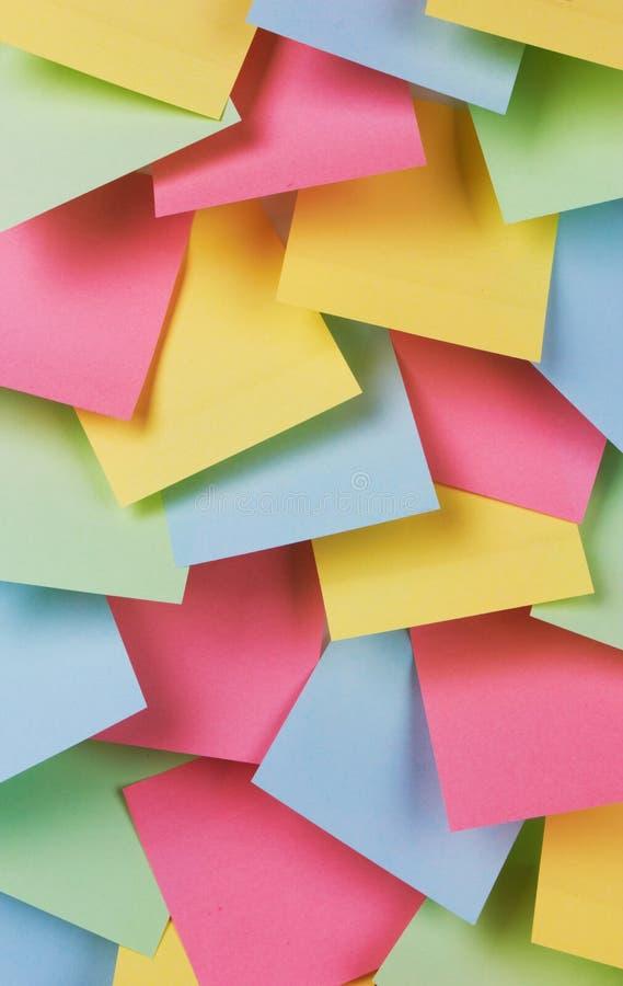 Download Reminder notes stock image. Image of pink, reminder, shadow - 21935069