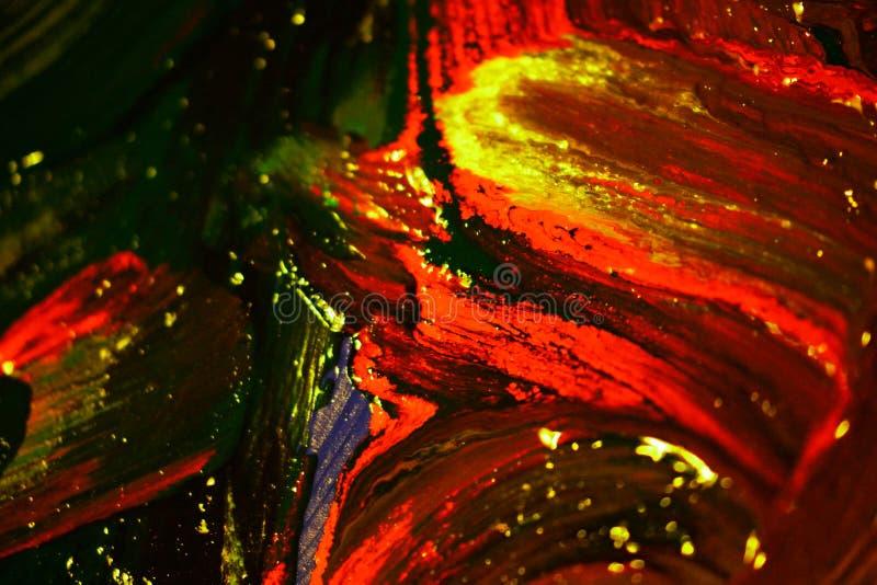 Remolino abstracto fotografía de archivo