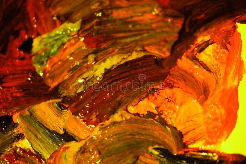 Remolino abstracto foto de archivo libre de regalías