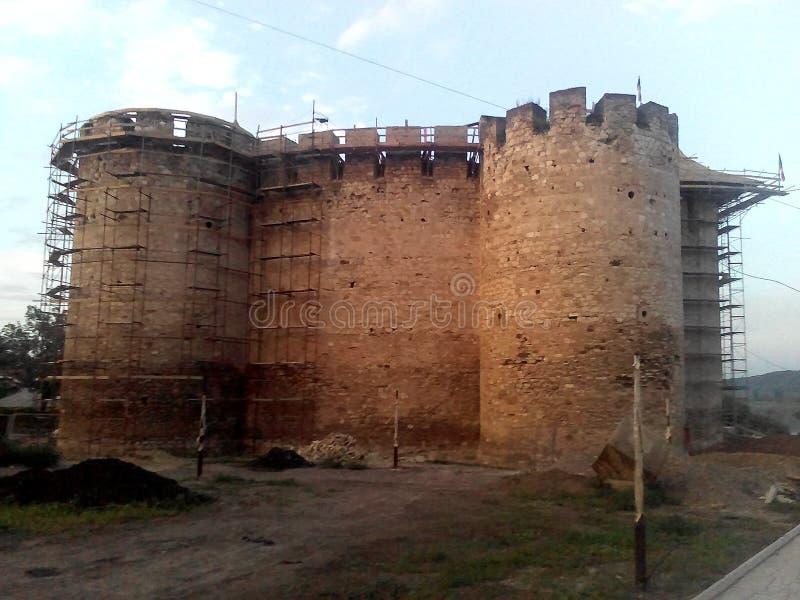 Remontowy forteca zdjęcia royalty free