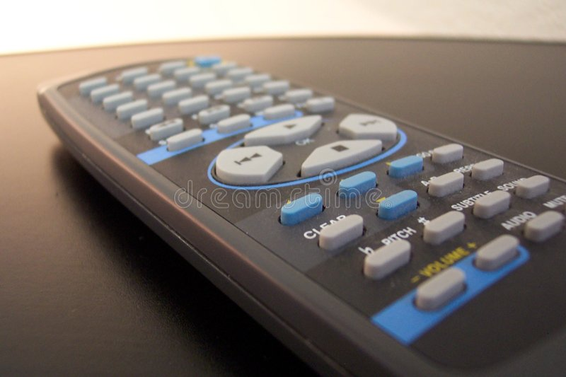 Download Remote control stock photo. Image of controls, electronics - 2572