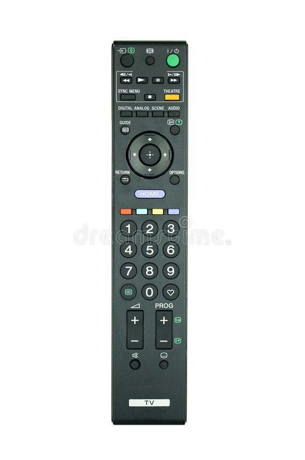 Download Remote Control stock image. Image of television, channel - 12421171