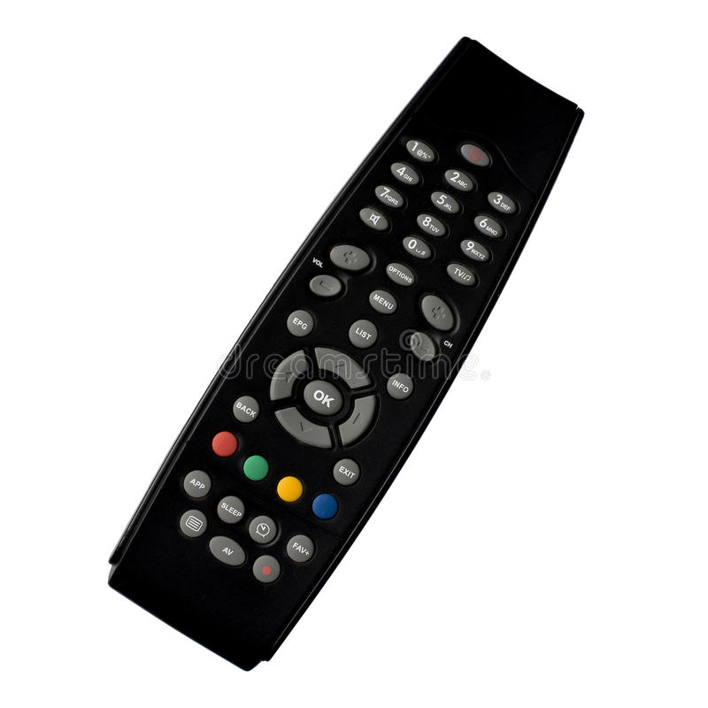 Download Remote Control stock photo. Image of movie, controller - 23917846
