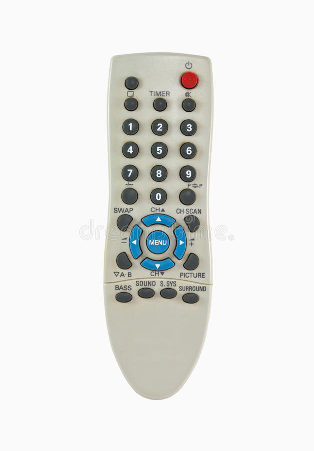 Download Remote control stock illustration. Image of black, electrical - 24768175