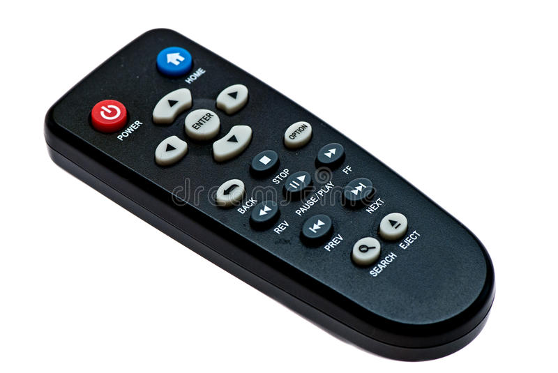 Download Remote control. stock image. Image of modern, device - 26611829