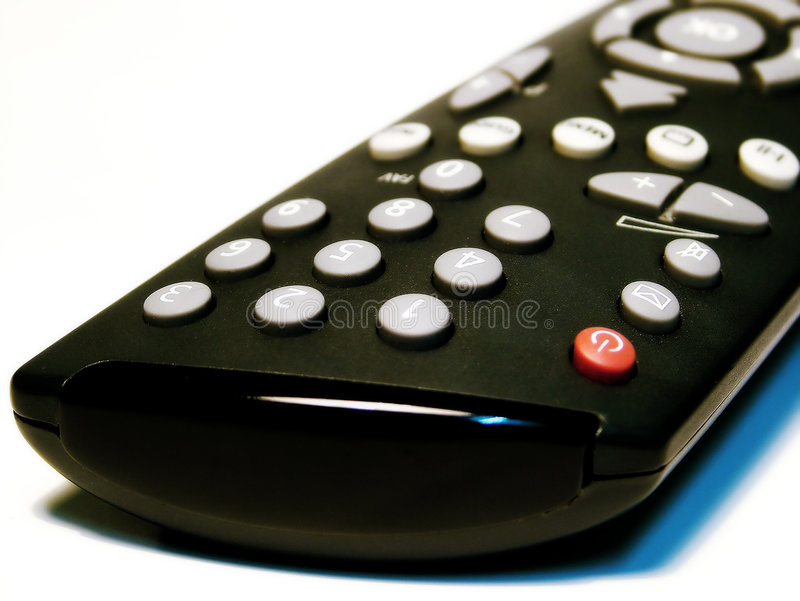 Download Remote control stock image. Image of close, media, interactive - 29887