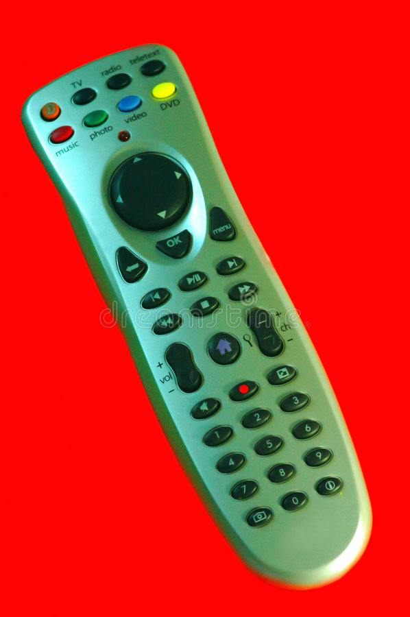 Download Remote Control stock image. Image of vertical, buttons - 8614429