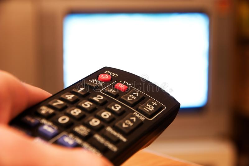 Download Remote Control Tv Royalty Free Stock Photography - Image: 37623947