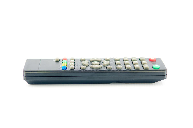 Download Remote Control On White Background Stock Illustration - Image: 31715302