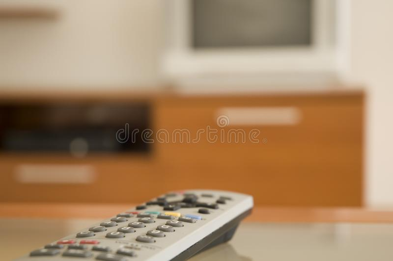 Remote controller stock image