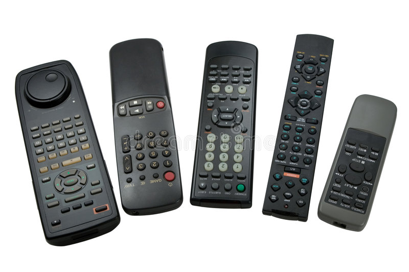 Download Remote controls stock photo. Image of leisure, activity - 1607544
