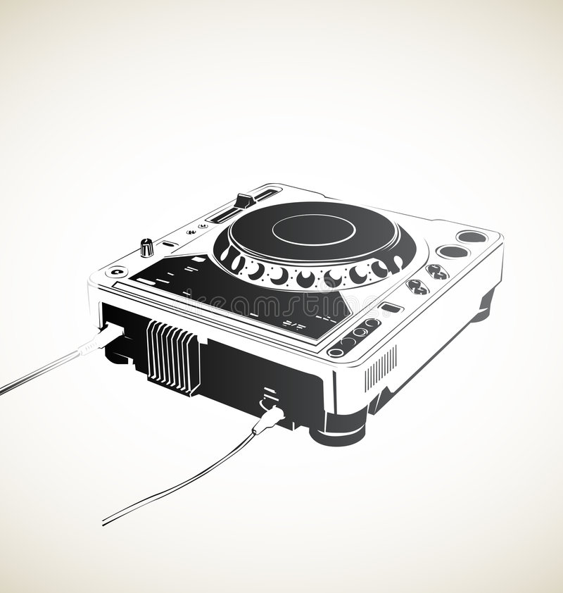 Download Remote Dj Royalty Free Stock Images - Image: 4478229