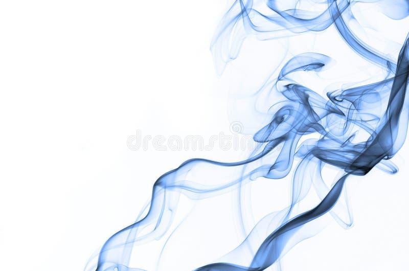 Remous de fumée photos libres de droits