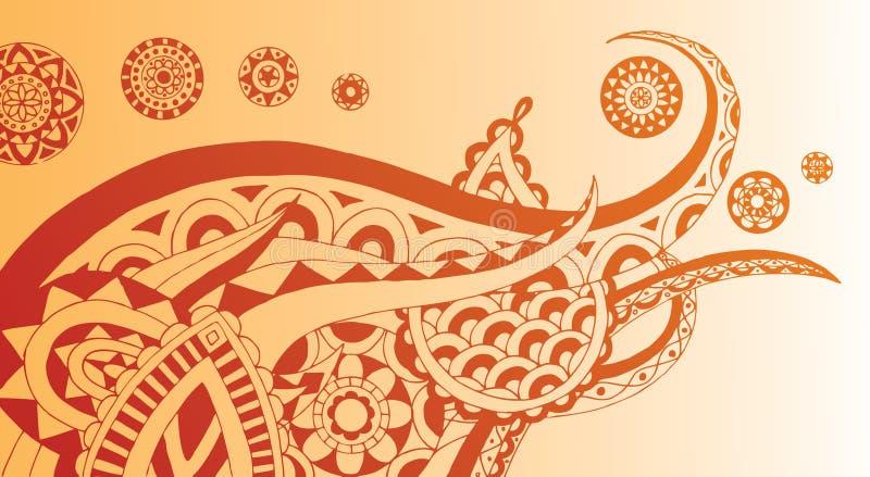 Remous de henné