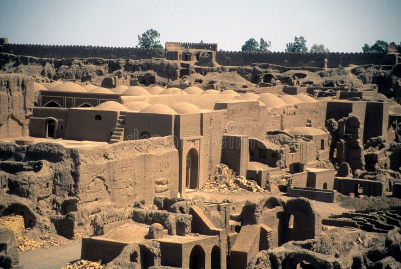 Remparts et constructions photos stock
