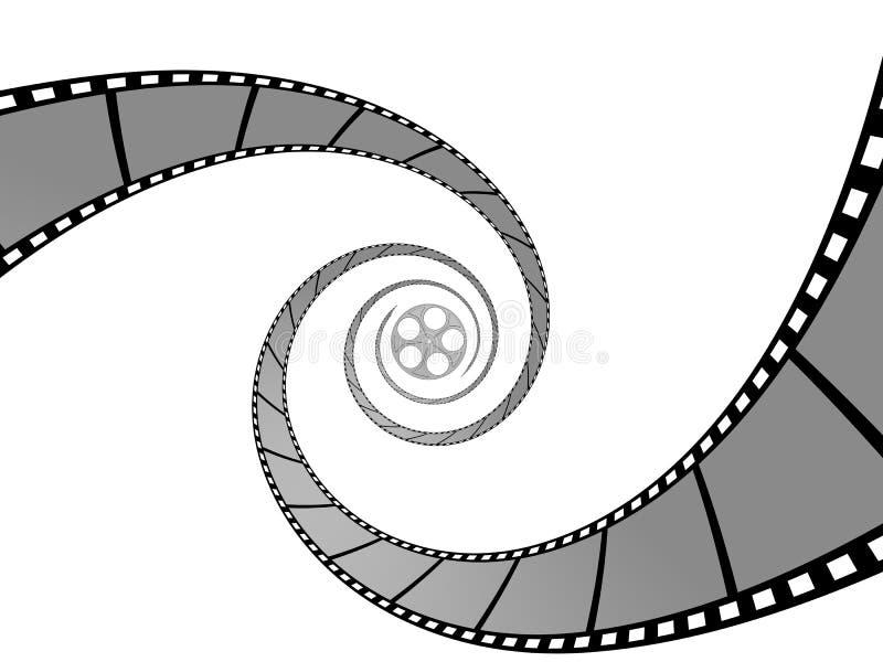 remsa för 18 film royaltyfri illustrationer