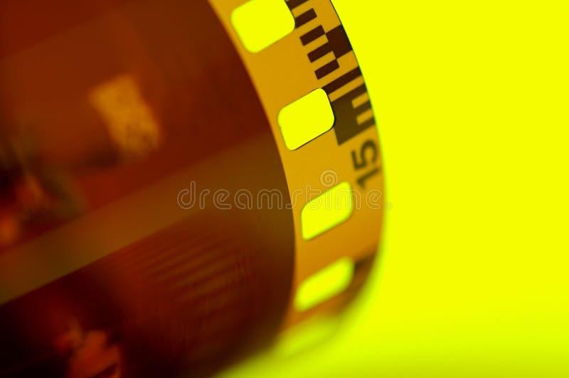 remsa för 2 film royaltyfria foton