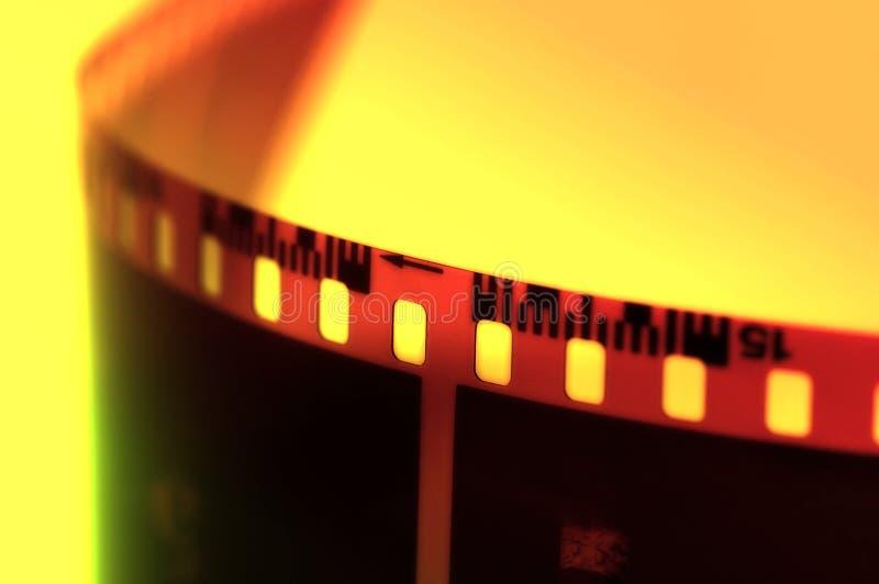 remsa för 3 film royaltyfri fotografi