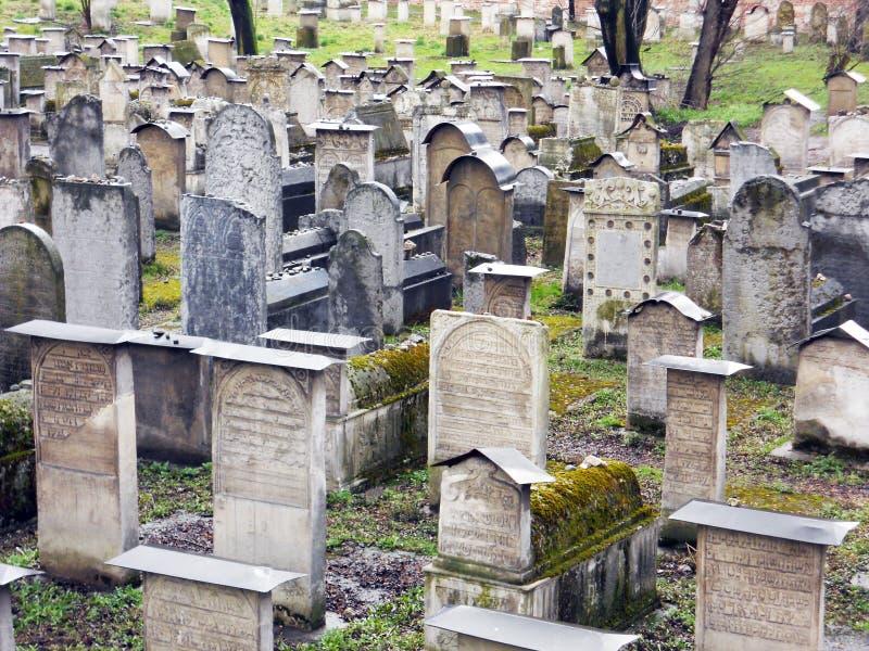 Remuh grobowowie obrazy stock