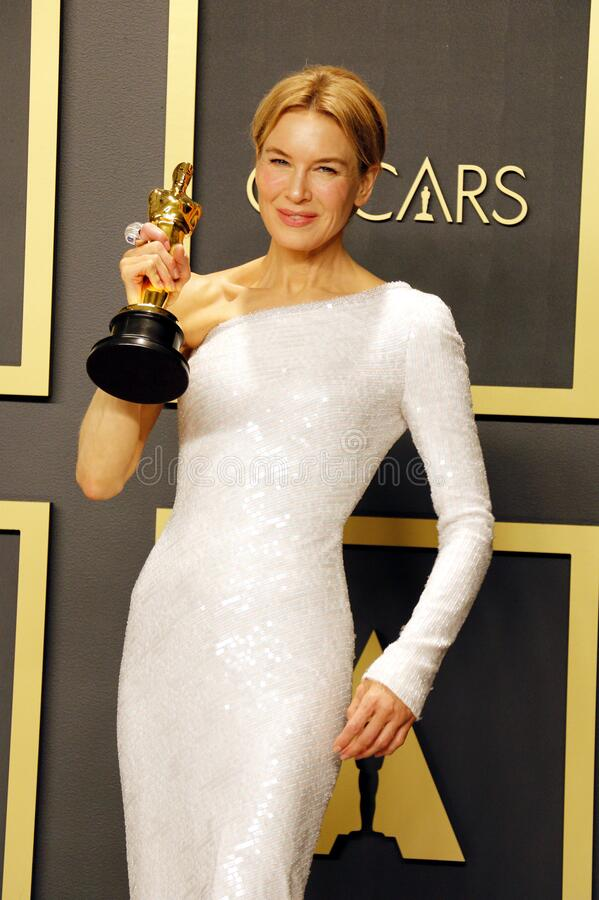 Renée Zellweger stock photo