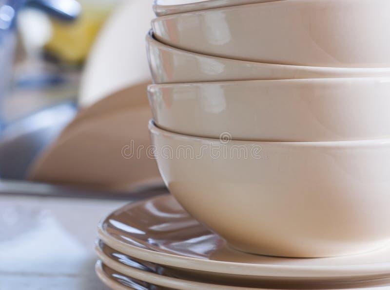 Den rena disken sjunker in royaltyfri fotografi